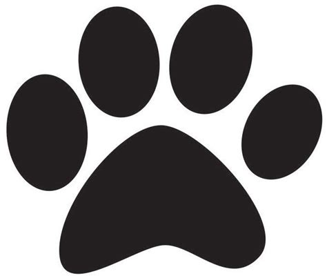 dogs paws baby room ideas of bulldog s paw stencil raiderrtte s stuff