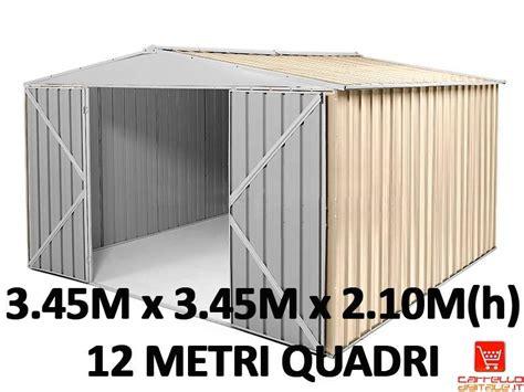 box per auto in lamiera box casetta garage x auto e moto in lamiera a oristano