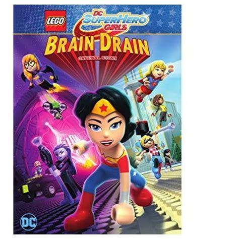 lego dc brain drain lego dc brain drain dvd target