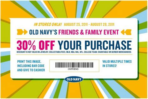 old navy coupons that work old navy printable coupons for august 2013 2017 2018
