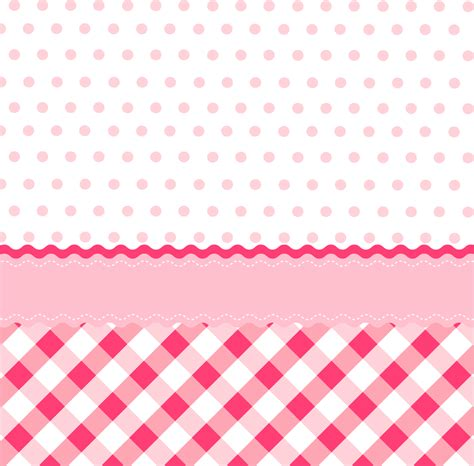 cute pattern clipart cute pink background with patterns vector download
