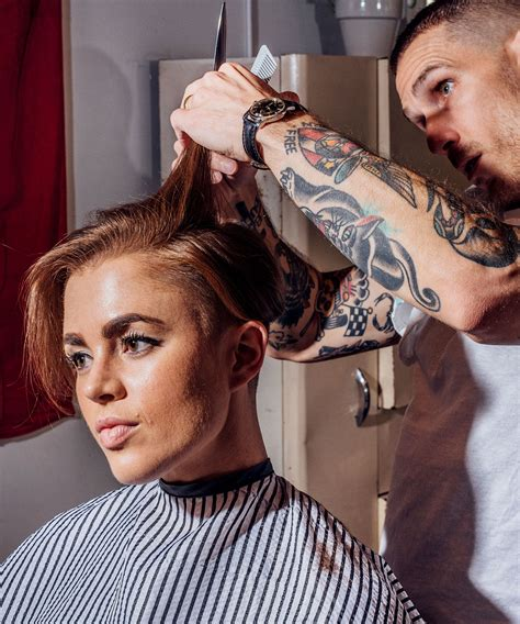 Women Barbershop Haircuts | womens barber shop haircuts