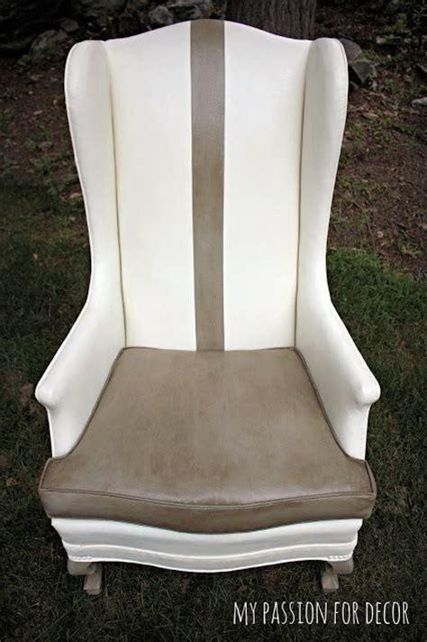 chalk paint vinyl chair 17 best images about paint it sloan chalk paint