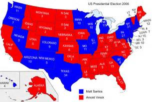 us map and blue states 2015 prospects for a victory and what it means for us