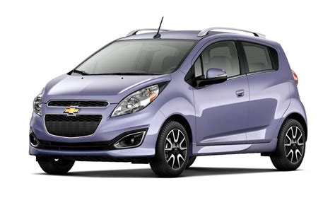 2015 Chevrolet Spark Front Side View Grape Ice Color Photo 4