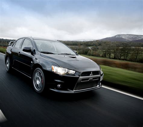 mitsubishi black black mitsubishi lancer wallpaper wallpapersafari