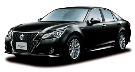 Toyota Japan Website Toyota Launches New Crown Series Sedans In Japan