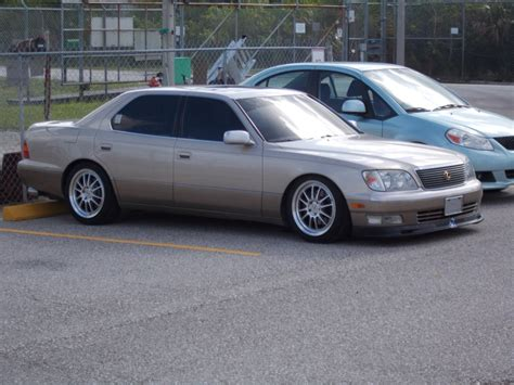 lexus ls400 lowered ls400 owners post your wheel setup page 95 club lexus
