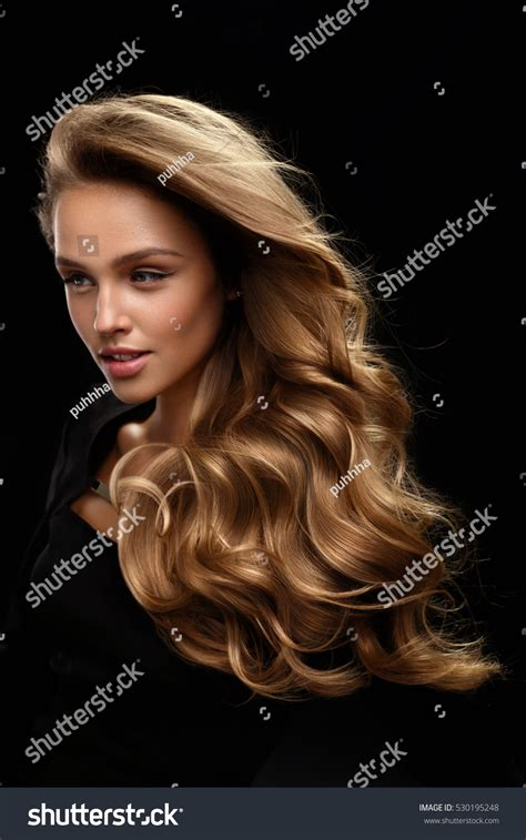 models hair stock photo image beautiful hair fashion model stock photo