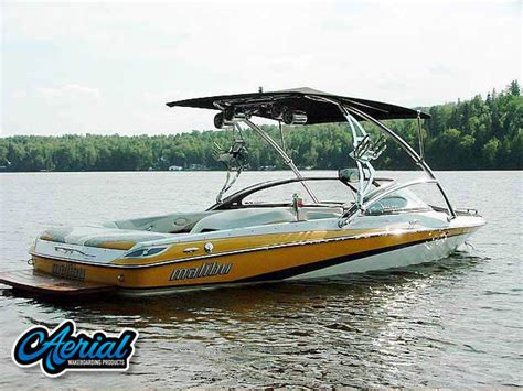 malibu towers 2006 malibu response lxi boat wakeboard tower by aerial