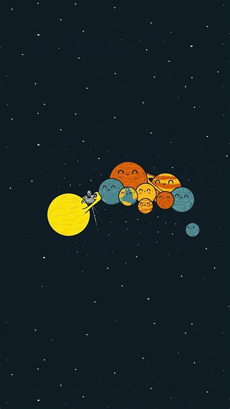 wallpaper iphone 6 art papers co iphone wallpaper ar48 planets cute