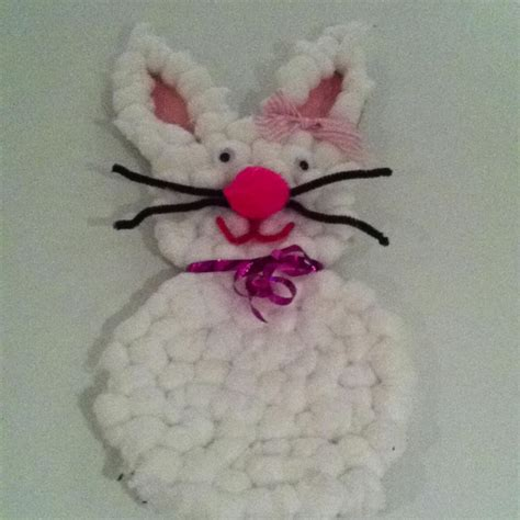 cotton craft for easter craft easter