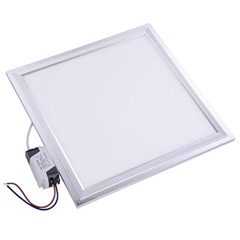 flat square ceiling lights yescom 12w 12 x12 flat square led recessed ceiling light