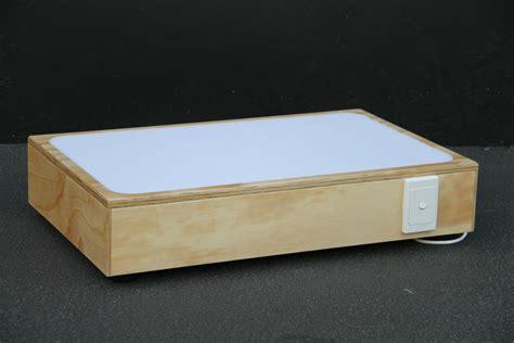 Light Box by Floor Table Light Box Starex