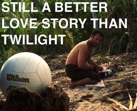 Wilson Meme - still a better love story than twilight weknowmemes