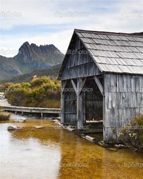 The Boat Shed Tasmania by Cradle Boat Book Woodworking Projects Plans