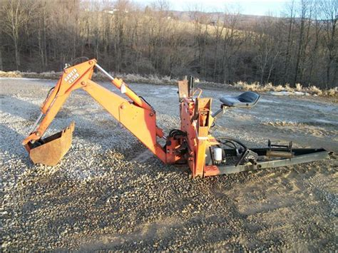 L Attachment by Kubota 4530b Backhoe Attachment For L Series Tractors Ebay