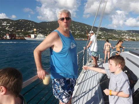 buck island catamaran sail and snorkel castaway girl 11 picture of cruise ship excursions