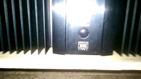 rotel  jamo  thx ultra  surround system youtube