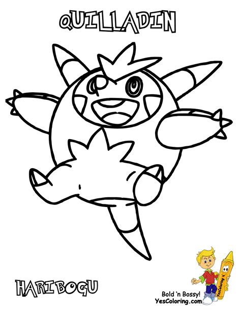 pokemon coloring pages chespin pokemon x and y coloring pages frogadier kleurplaat van