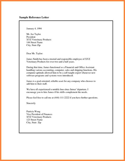 9 Recommendation Letter For Employee Marital Settlements Information Letter Of Recommendation Template For Employee