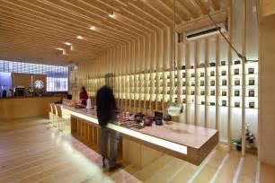 house of decor 120 sqm modern tea house shop interior design idea home