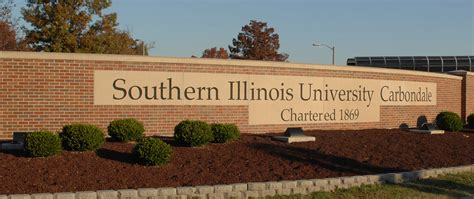 Southern Illinois Mba Admission by Chancellor Southern Illinois