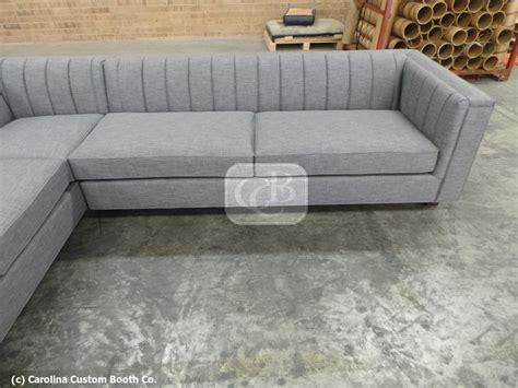 Upholstery Massachusetts by Contract Upholstery Sofas Carolina Custom Booth Photo