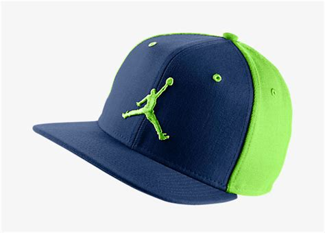 Topi Cap Hat Snapback Air 16 air 6 low ghost green hat sneakerfits