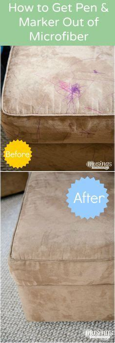 how to clean stains off of microfiber couch 25 best couch cleaning ideas on pinterest sofa cleaning