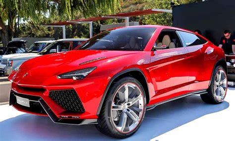 Suv Lamborghini Urus Lamborghini Urus Suv Makes 650 Horsepower Autotribute