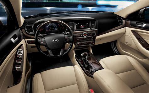 kia cadenza premium 4 door sedan kia motors worldwide