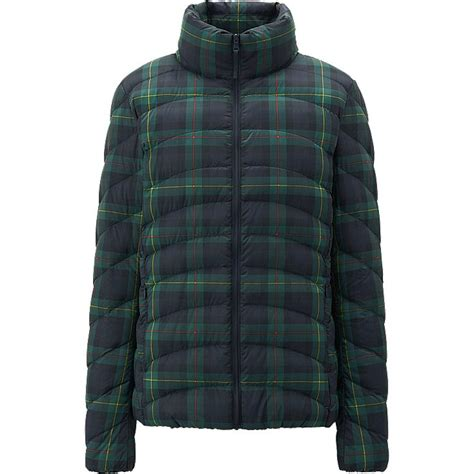 Uniqlo Parachute Jacket Green Size L ultra light printed jacket uniqlo