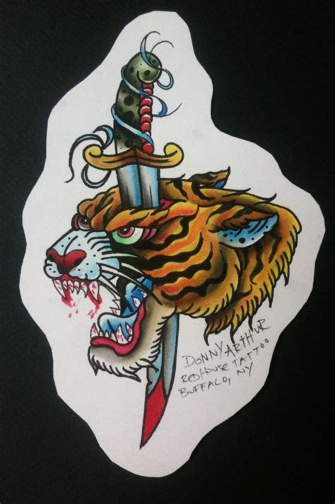 old school tiger tattoo 17 best ideas about tiger on white