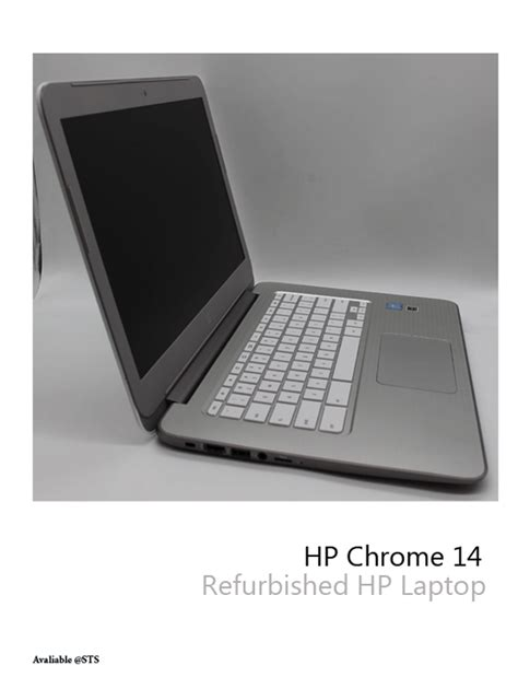 Chromes Crush Proof For Mac Laptops by Refurbished Hp Chrome 14 1