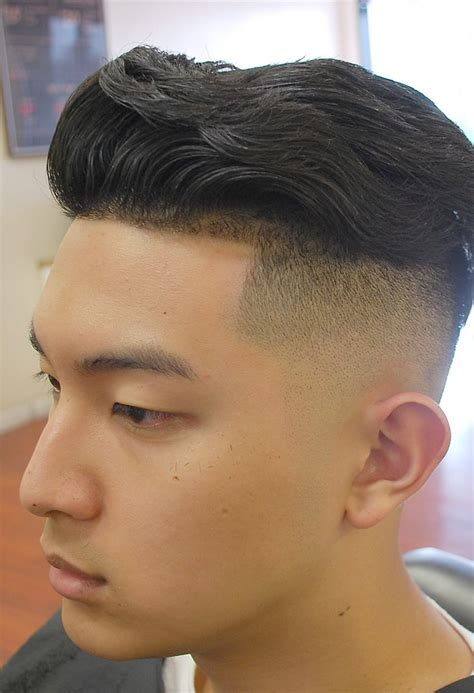new over ear tapers and fades everything you need to know about taper haircut variations