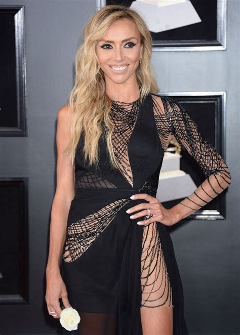 Juliana Rancic Grammys 75 Gowns Pinterest | giuliana rancic at grammy 2018 awards in new york 01 28