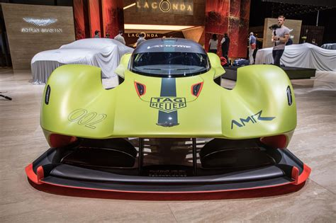 aston martin valkyrie amr pro  terrifyingly quick video roadshow