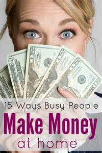 make money at home 5 easy places to sell your stuff