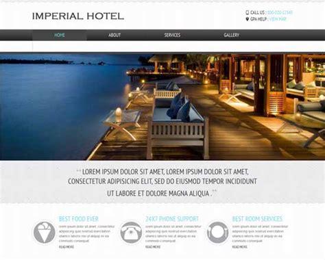 templates bootstrap free hotel 70 best hotel website templates free premium
