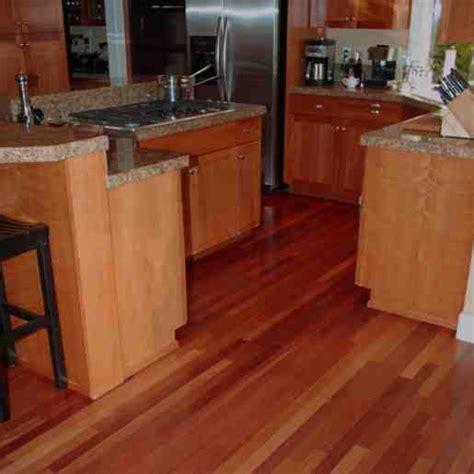 Brazilian Cherry Bamboo Hardwood Flooring   Decor