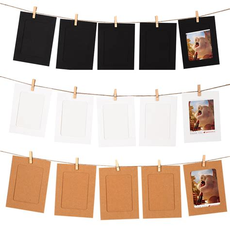 photo hanging clips popular string picture frames buy cheap string picture