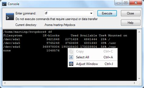ssh console winscp review