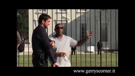 youtube fallen film the making of olympus has fallen with gerard butler youtube