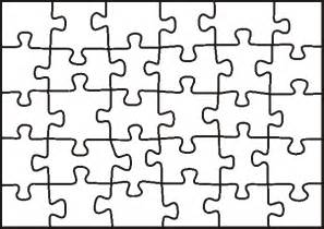 30 piece puzzle template google search classroom ideas