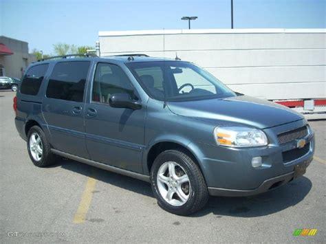 2005 blue granite metallic chevrolet uplander ls 28937118