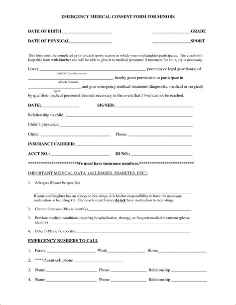 consent letter format for employee lovely consent letter for children travelling abroad