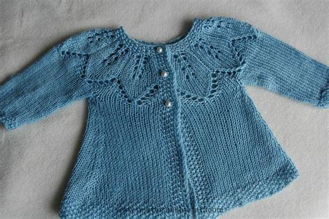 leaf pattern baby sweater baby knitting patterns free knit pattern autumn leaves