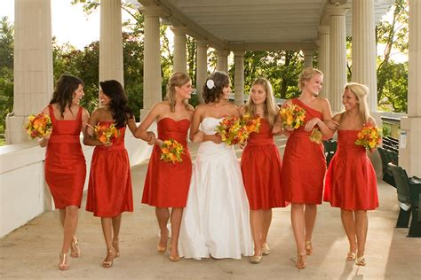 different color bridesmaid dresses angee s eventions mismatches bridesmaid dresses