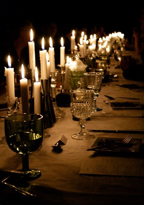 Halloween Dinner Decoration Ideas Feed Inspiration
